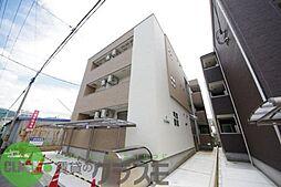 大阪府東大阪市吉田5丁目の賃貸アパートの外観