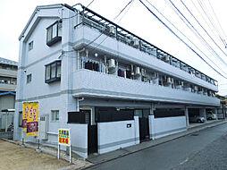愛媛県松山市鷹子町の賃貸マンションの外観