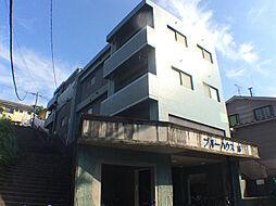 鹿児島県鹿児島市田上2丁目の賃貸マンションの外観