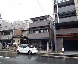 京都府京都市下京区西洞院通松原上る高辻西洞院町の賃貸マンションの外観