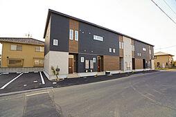 [テラスハウス] 岡山県岡山市中区四御神 の賃貸【/】の外観