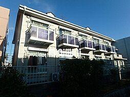 メゾン・A.K.ハイツ[1階]の外観
