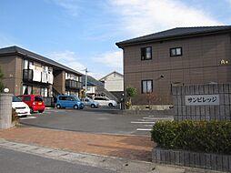 佐賀県唐津市原の賃貸アパートの外観