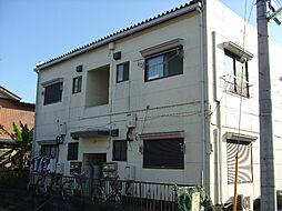 コーポ竜沢[205号室]の外観