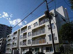 北海道札幌市中央区南十六条西12丁目の賃貸マンションの外観