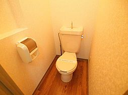 グランシャリオ96のトイレ