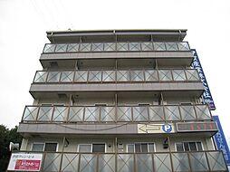 兵庫県姫路市下手野1丁目の賃貸マンションの外観
