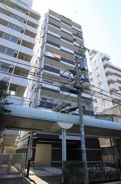神奈川県横浜市鶴見区本町通2丁目の賃貸マンションの外観