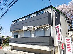 フォルトゥーナ松戸[102号室]の外観