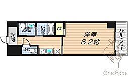 ドゥーエ本庄[5階]の間取り