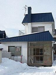 [一戸建] 北海道札幌市白石区北郷六条9丁目 の賃貸【/】の外観