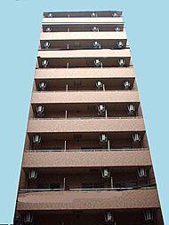 ソフトエース北浜[4階]の外観