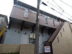 アミューズメント芝高木B棟[1階]の外観
