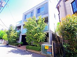 東京都西東京市南町5丁目の賃貸マンションの外観