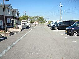 岐阜県可児市広見の賃貸アパートの外観