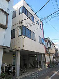 STマンション[3階]の外観
