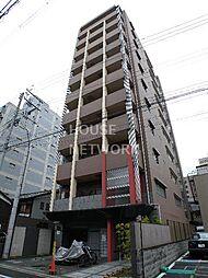 エステムコート京都烏丸IIIジャパニズム[303号室号室]の外観