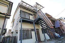 埼玉県さいたま市大宮区高鼻町2丁目の賃貸アパートの外観