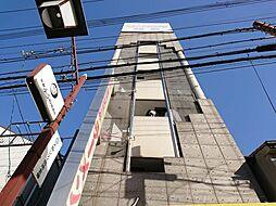 大阪府大阪市西淀川区姫島1丁目の賃貸マンションの外観