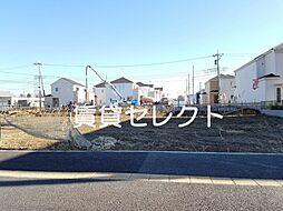 柏たなか新築工事C棟[105号室]の外観