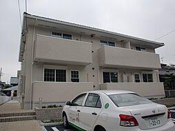 愛知県名古屋市中川区一色新町1丁目の賃貸アパートの外観
