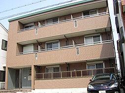 兵庫県神戸市長田区御屋敷通6丁目の賃貸マンションの外観