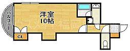リリーフ大濠III[7階]の間取り