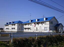 コーポ第2椎名崎[2階]の外観