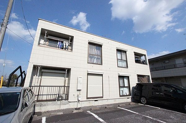 グリーンタウン A棟 2階の賃貸【茨城県 / つくばみらい市】