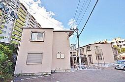 MOON朝日ヶ丘B棟[202号室]の外観