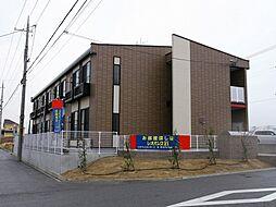 レオパレス奈成[2階]の外観