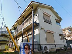 コムロハイムB[2階]の外観