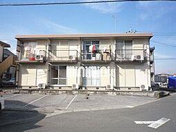 鶴田ローズタウンA棟[2階]の外観
