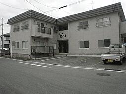 静岡県沼津市下香貫藤井原の賃貸アパートの外観