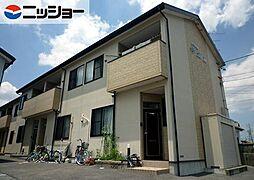[タウンハウス] 三重県鈴鹿市神戸2丁目 の賃貸【/】の外観