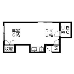 澄川駅 1.8万円