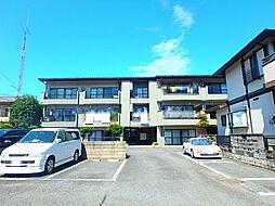 埼玉県北本市中央4丁目の賃貸マンションの外観