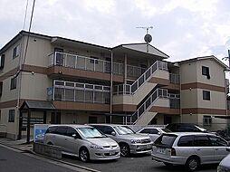 ピレネ園田 202[2階]の外観