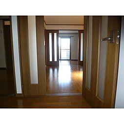 グランドール八光[1階]の外観