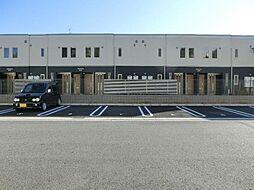 愛知県名古屋市西区新木町の賃貸アパートの外観