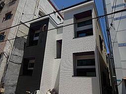 アズストリート[103号室]の外観