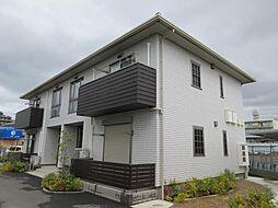 兵庫県明石市林崎町 2丁目の賃貸アパートの外観