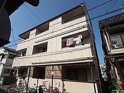 木村マンション[203号室]の外観