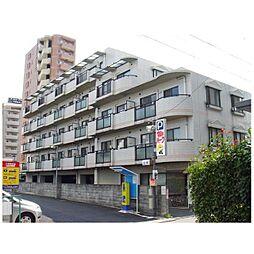 神奈川県川崎市中原区北谷町の賃貸マンションの外観