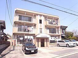 グリーンヒル若田[3階]の外観