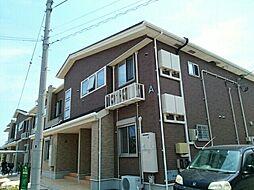 香川県丸亀市塩屋町3丁目の賃貸アパートの外観