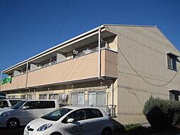 愛知県名古屋市北区如意5丁目の賃貸アパートの外観