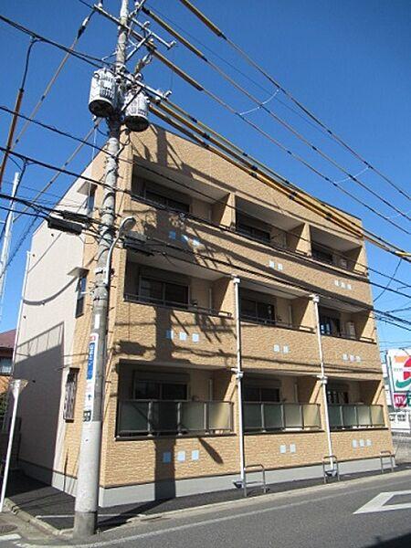 ルーナピエーナ 2階の賃貸【東京都 / 練馬区】