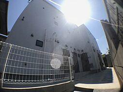 つくしが丘2丁目新築アパート[201号室]の外観