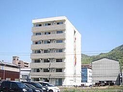 広島県呉市広白石2丁目の賃貸マンションの外観